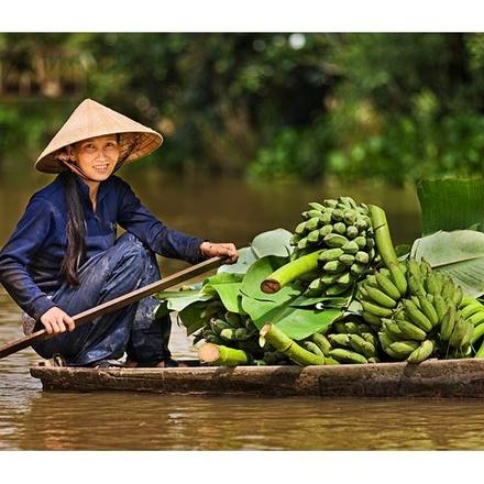 Fascinating Vietnam, Cambodia & the Mekong River with Bangkok (Northbound) - 2022