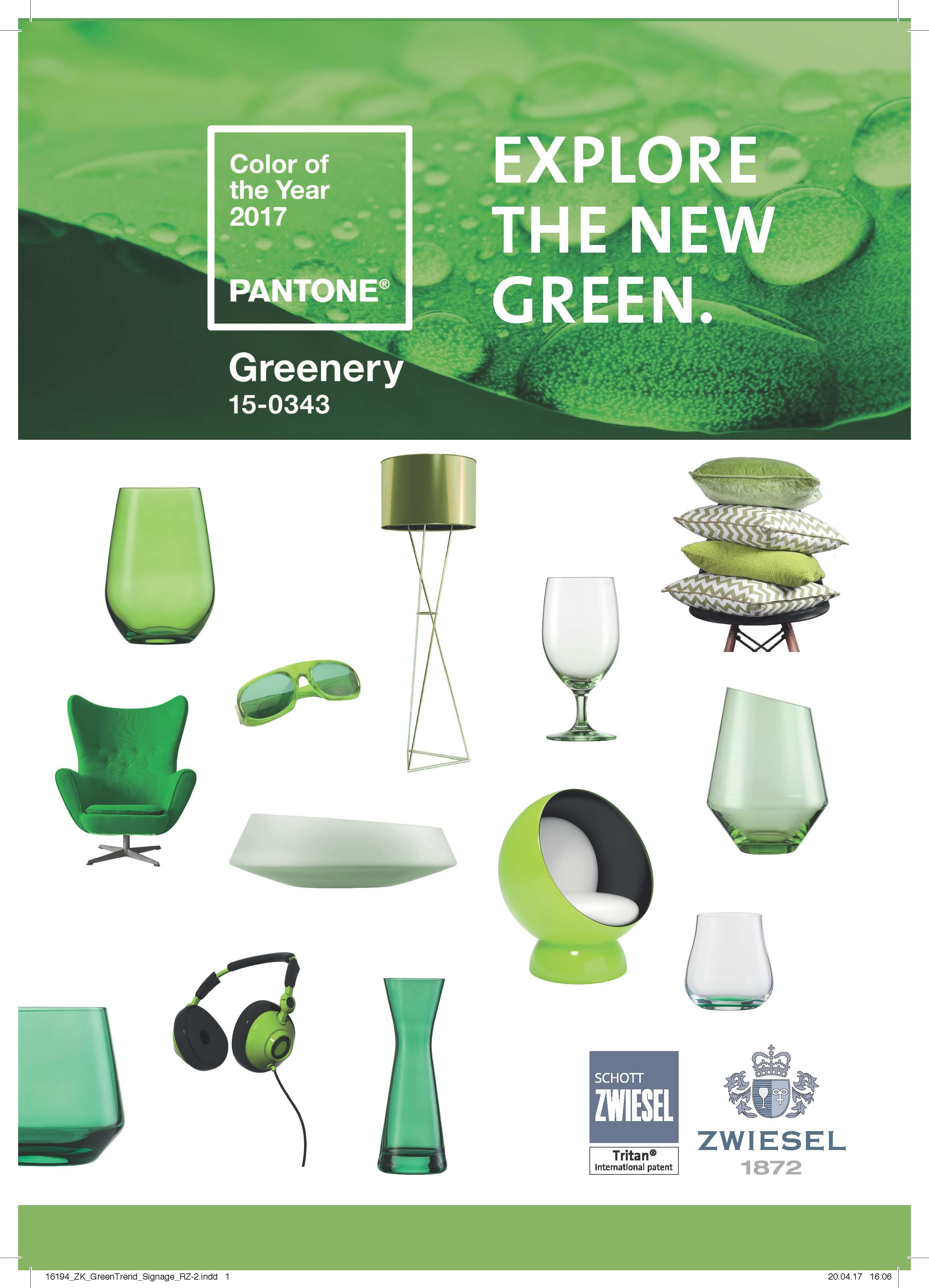 greentrend signage