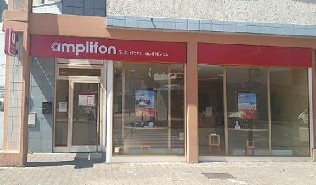 Photo du centre Amplifon de Fontaine
