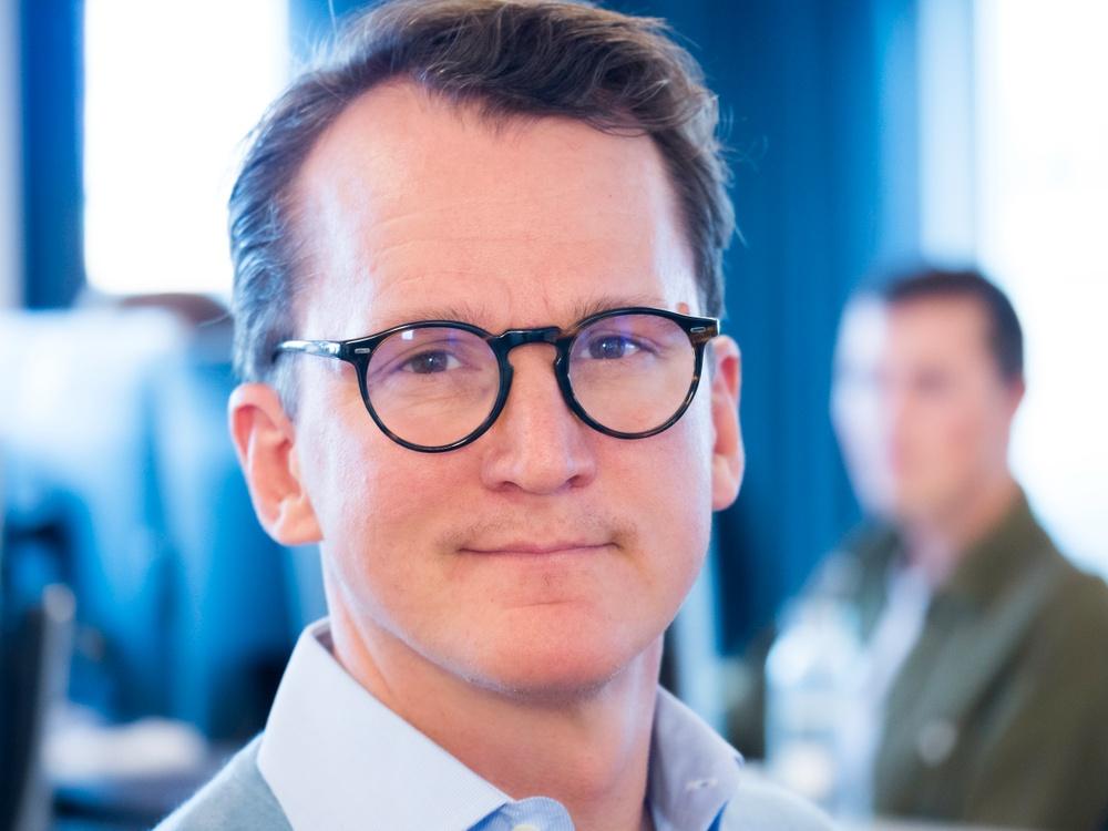 Nicklas Storåkers, CEO PriceRunner