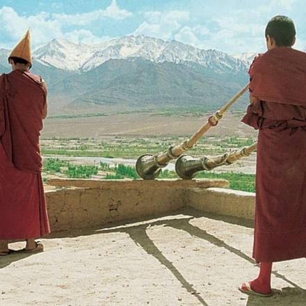 Golden Triangle Tour with Ladakh