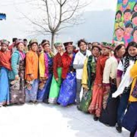 Gatlang Tamang village Trek 9 Days 8 Night