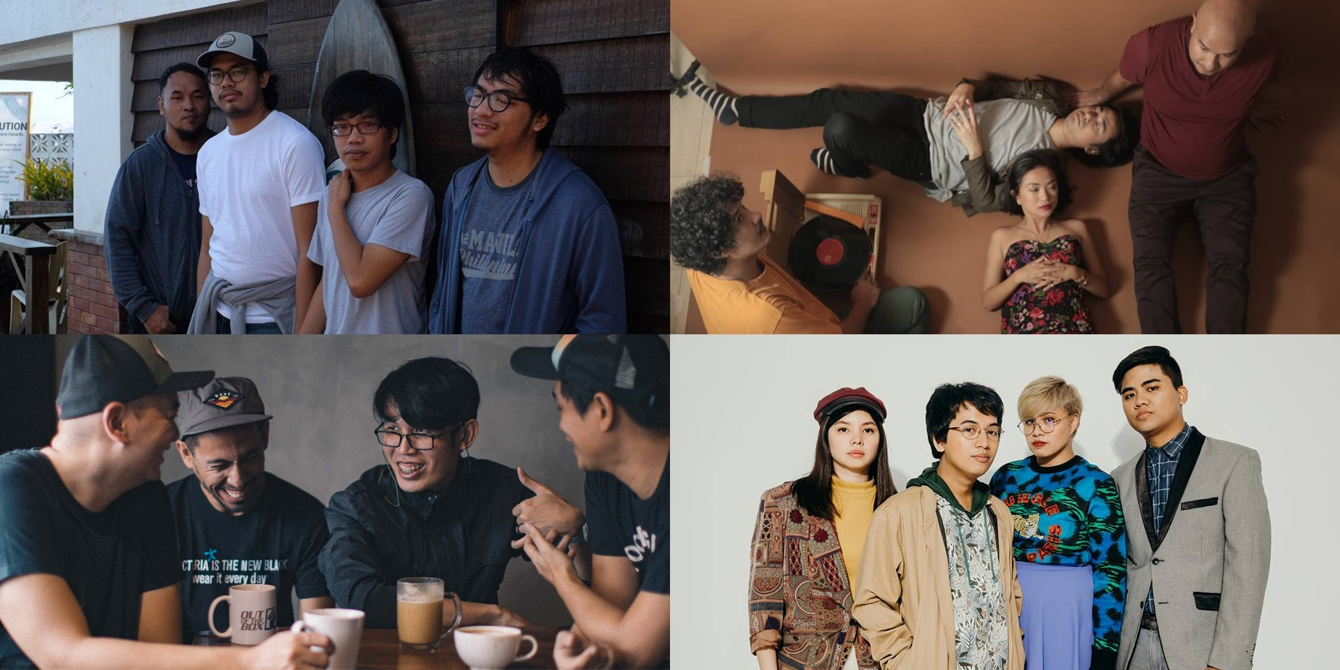 The Geeks, We Are Imaginary, Ciudad, and more to perform at Free the Sea Movement 4 in Baler
