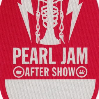 Pearl Jam Backstage Passes | Collectionzz