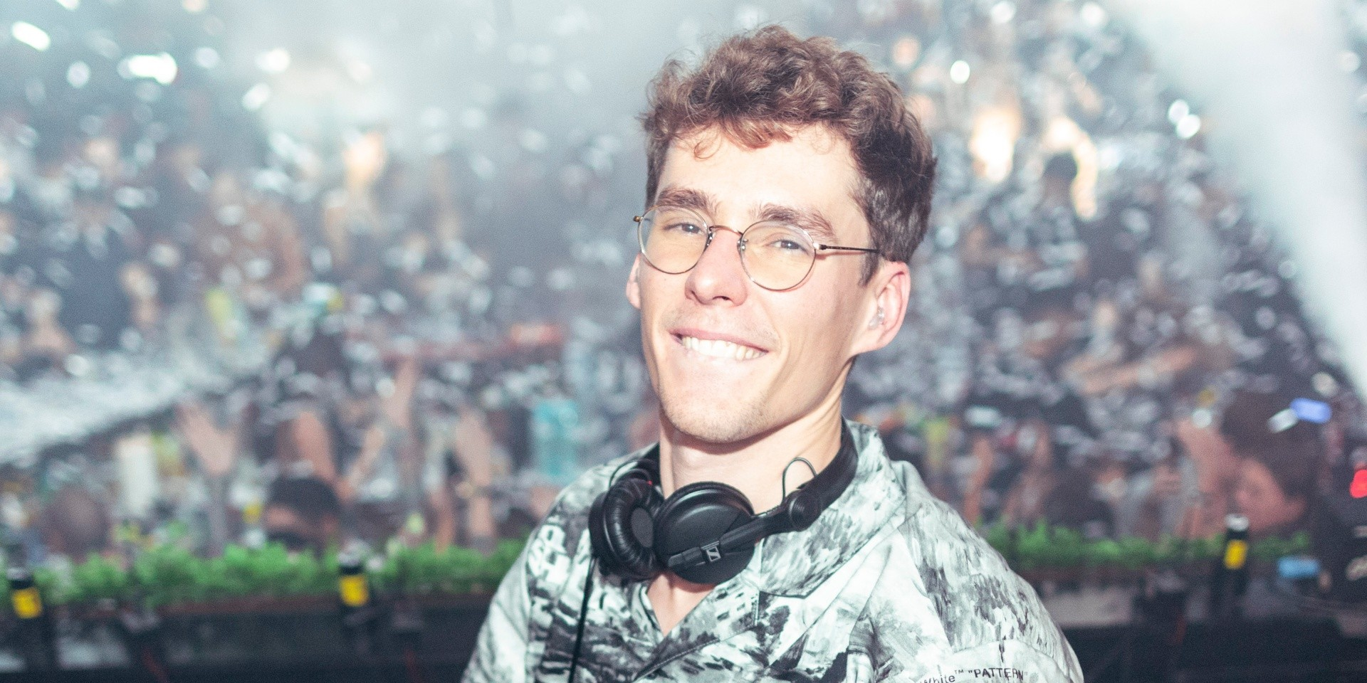 """""""I go a little crazy sometimes"""": An interview with Lost Frequencies"""