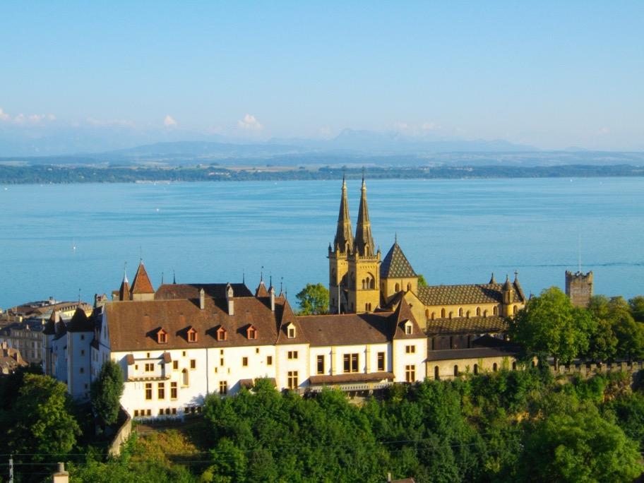 Collégiale, Neuchâtel (CH)