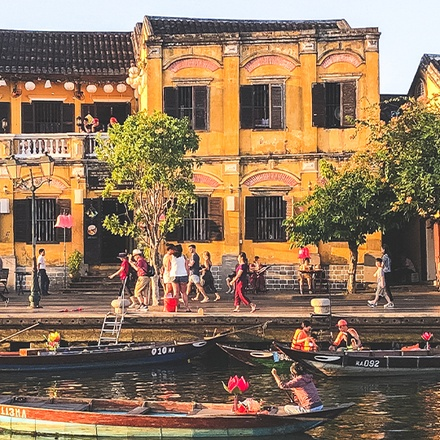 Delve Deep: Vietnam & Cambodia