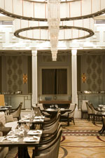 The Apsley dining room