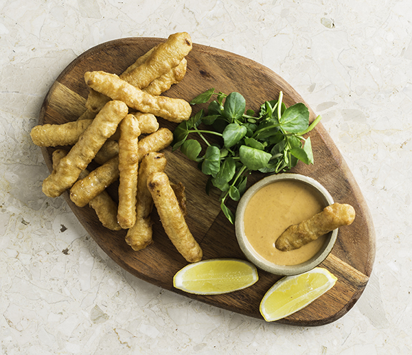 salsify-fritters
