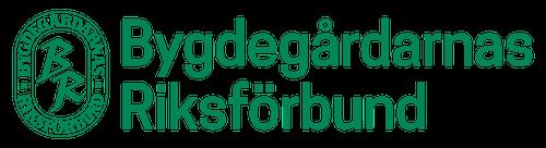 Bygdegårdarnas Riksförbund logo