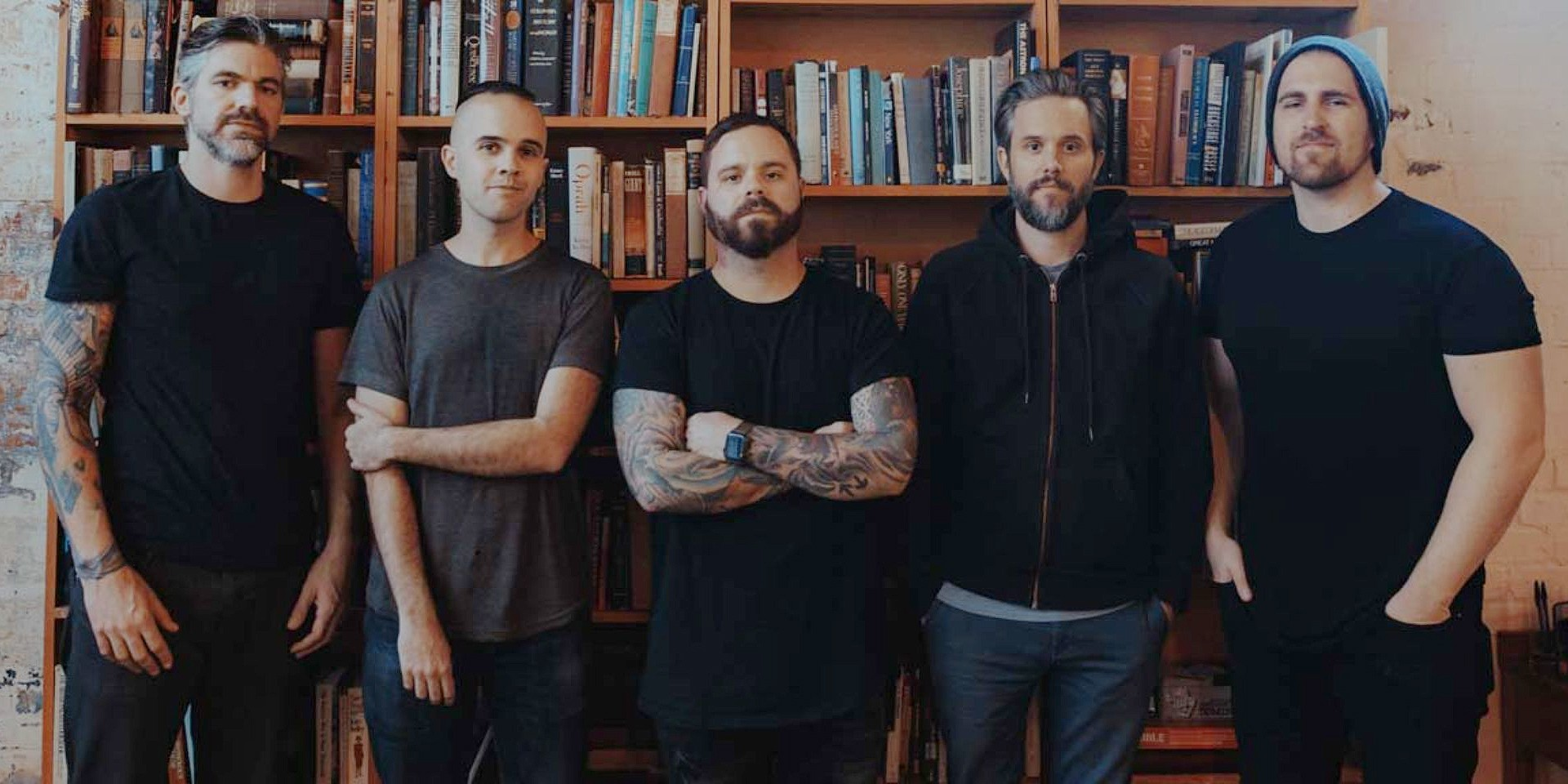 Between The Buried And Me team up with Mike Portnoy, Navene Koperweis, Ken Schalk for new single 'Fix the Error' from upcoming album Colors II – listen
