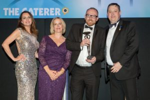Hotel Cateys 2016: Hotel Chef of the Year (more than 250 covers)