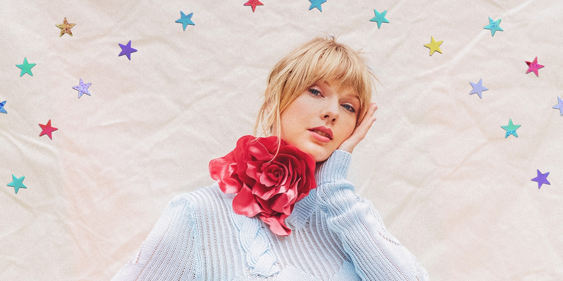 Taylor Swift shares tracklist for Lover