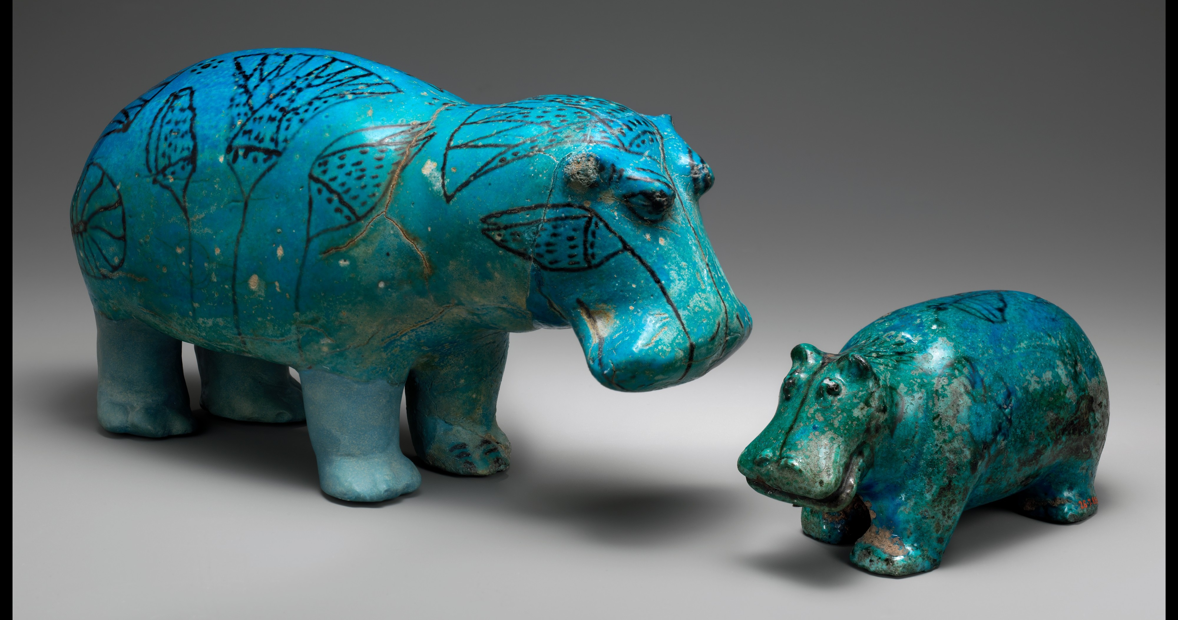 Animals in World Art History Series: Ancient Egyptian Hippos (Ages 13+) |  Small Online Class for Ages 13-18 | Outschool