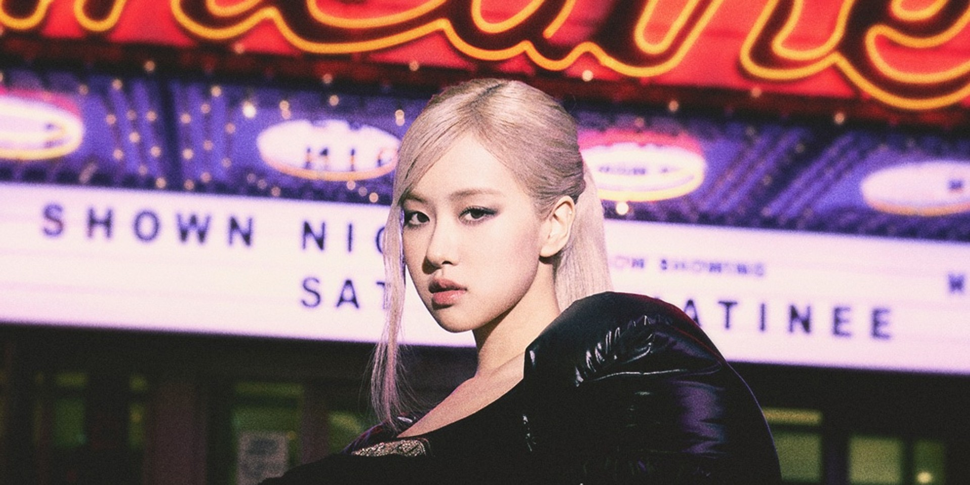BLACKPINK's ROSÉ to hold comeback show and perform on The Tonight Show Starring Jimmy Fallon
