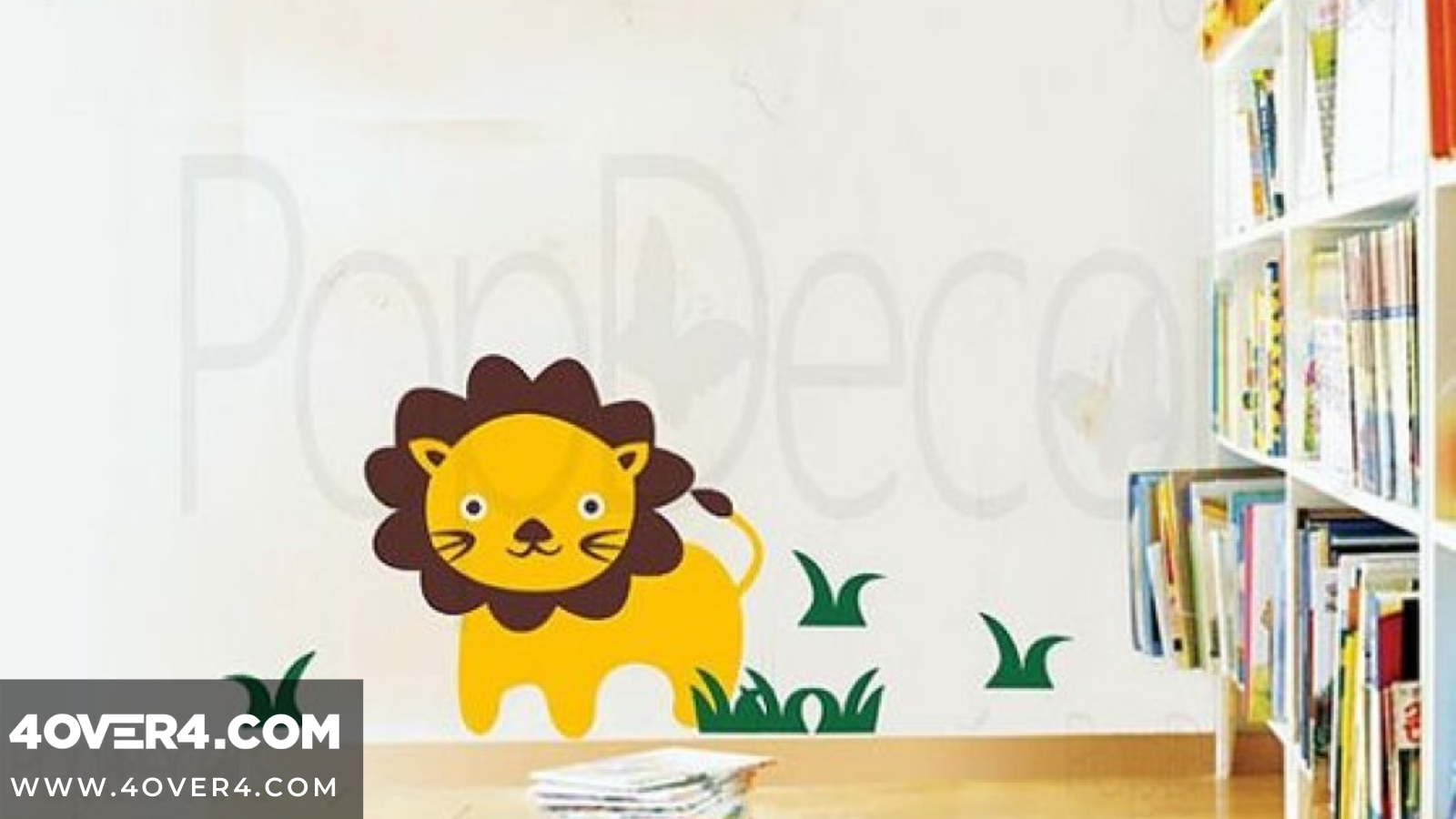 6 Interesting Playroom and Vinyl Stickers For Schools - Adhesive Vinyl Stickers