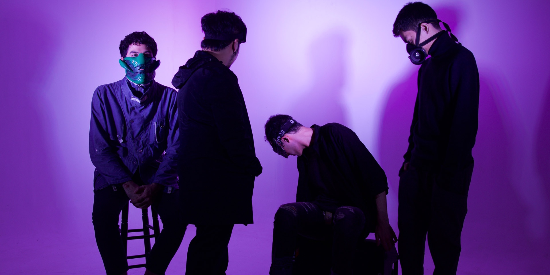 Moon Mask release new Relapse EP – listen
