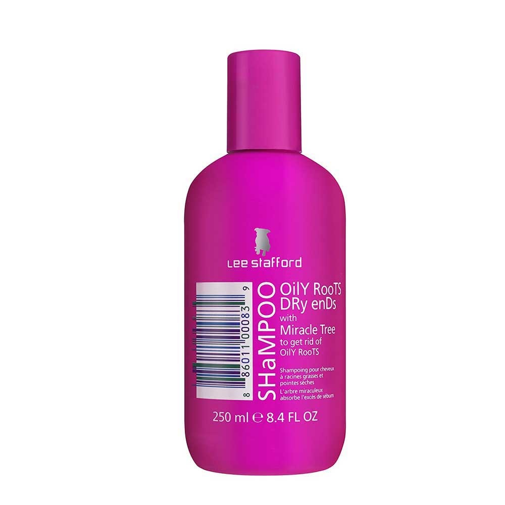 Oily Hair Dry Ends Shampoo Shampoing