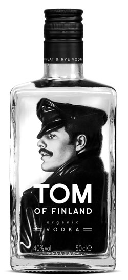 Tom of Finland vodka