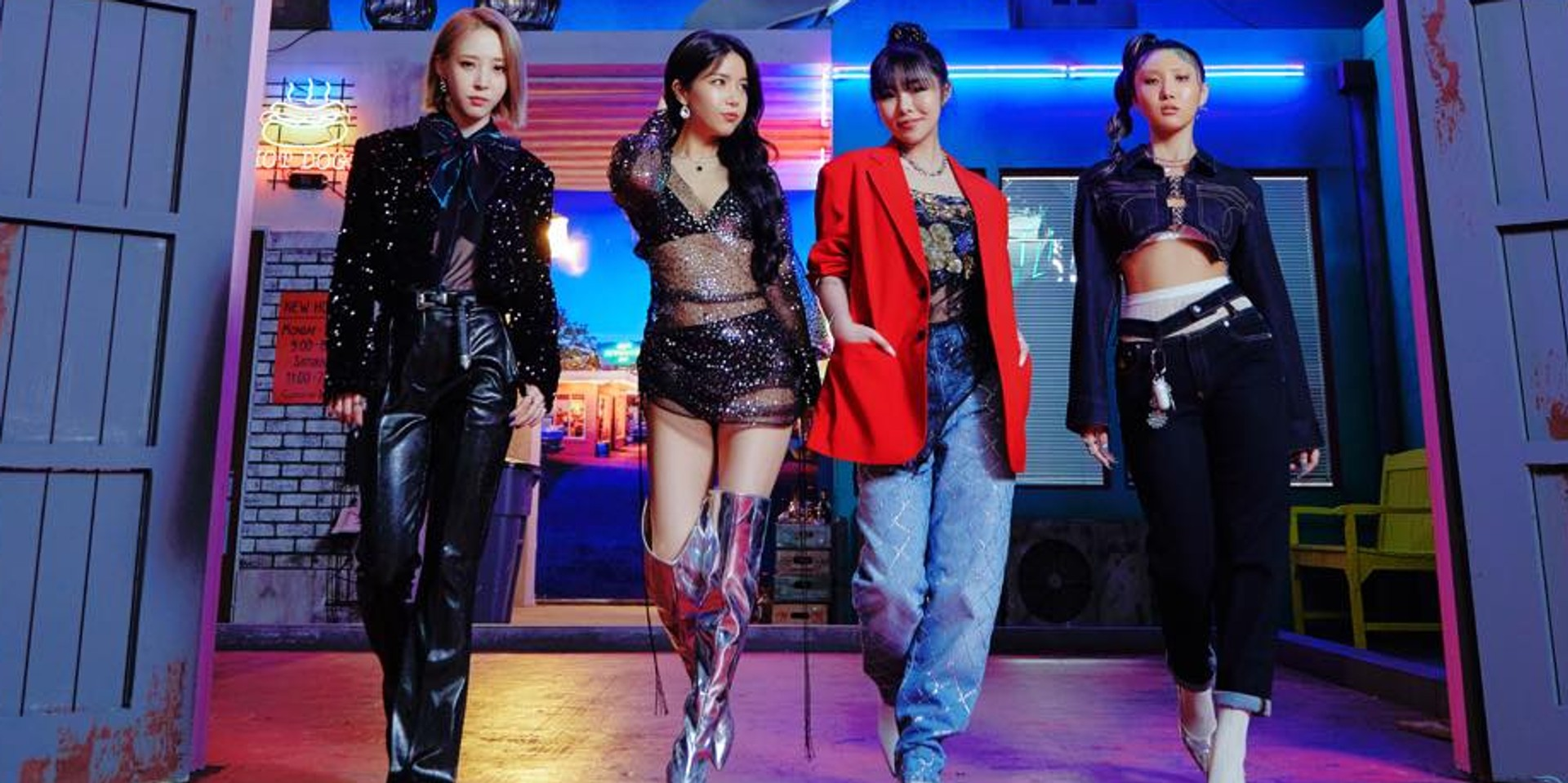MAMAMOO's online concert to kick off LIVENow's K-pop series |