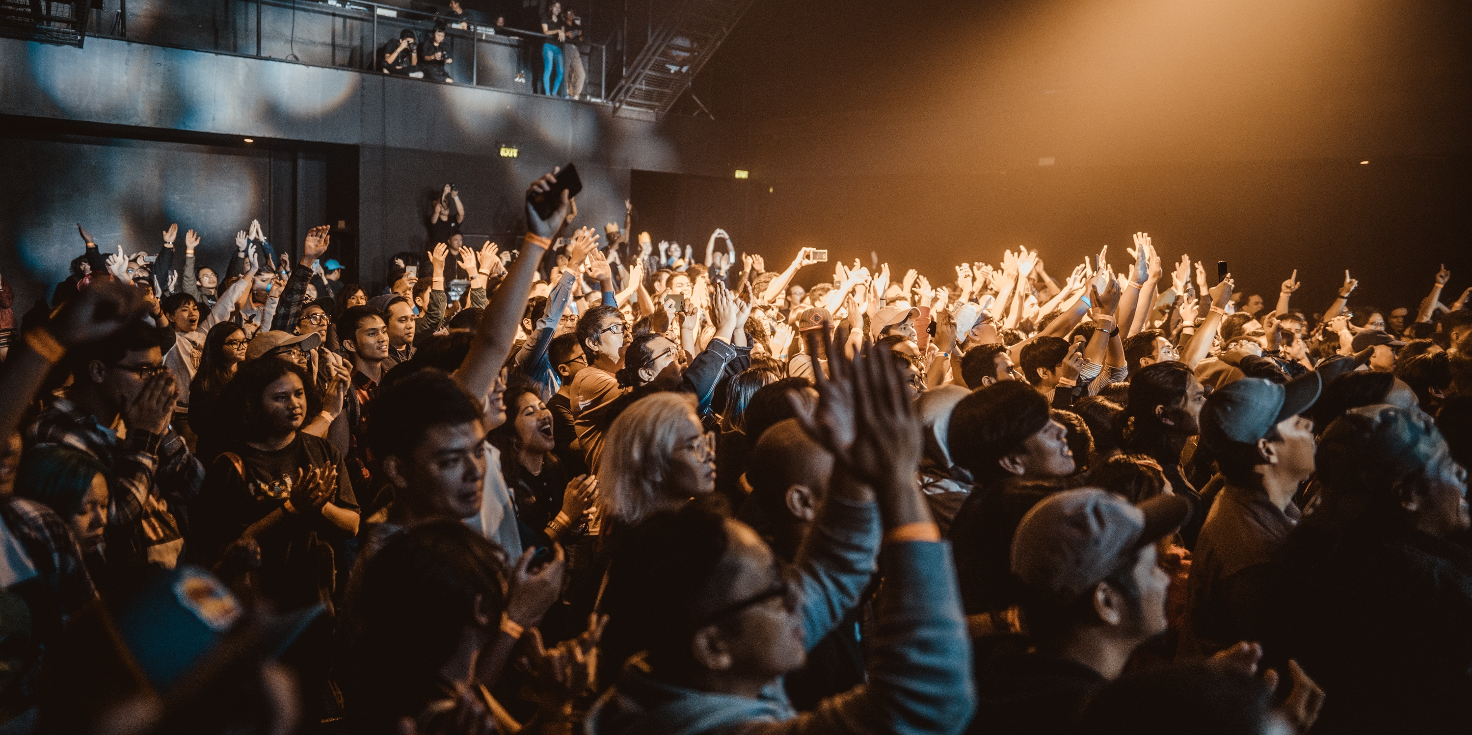 Fans tell us what they miss most about going to gigs