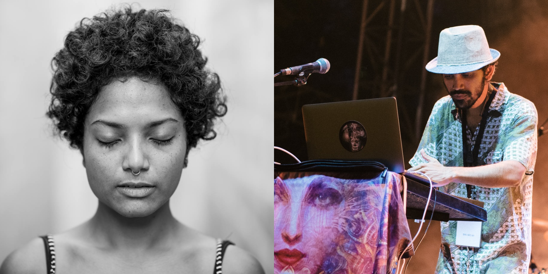 Celebrate two nights of poetry and psychedelic music with Deborah Emmanuel