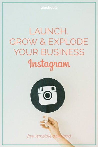 Ready to get your brand on Instagram? We'll show you all the inside tricks to launching an Instagram account and how it can amplify your business, brand or online course. Click to read now!