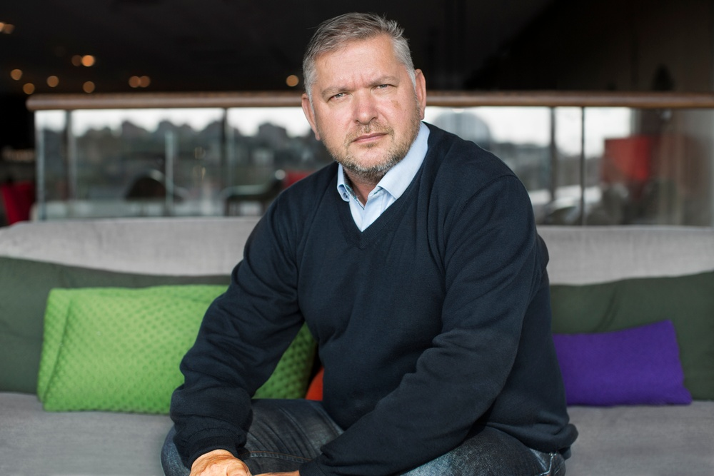 Anders Johansson, Forenas förbundsordförande