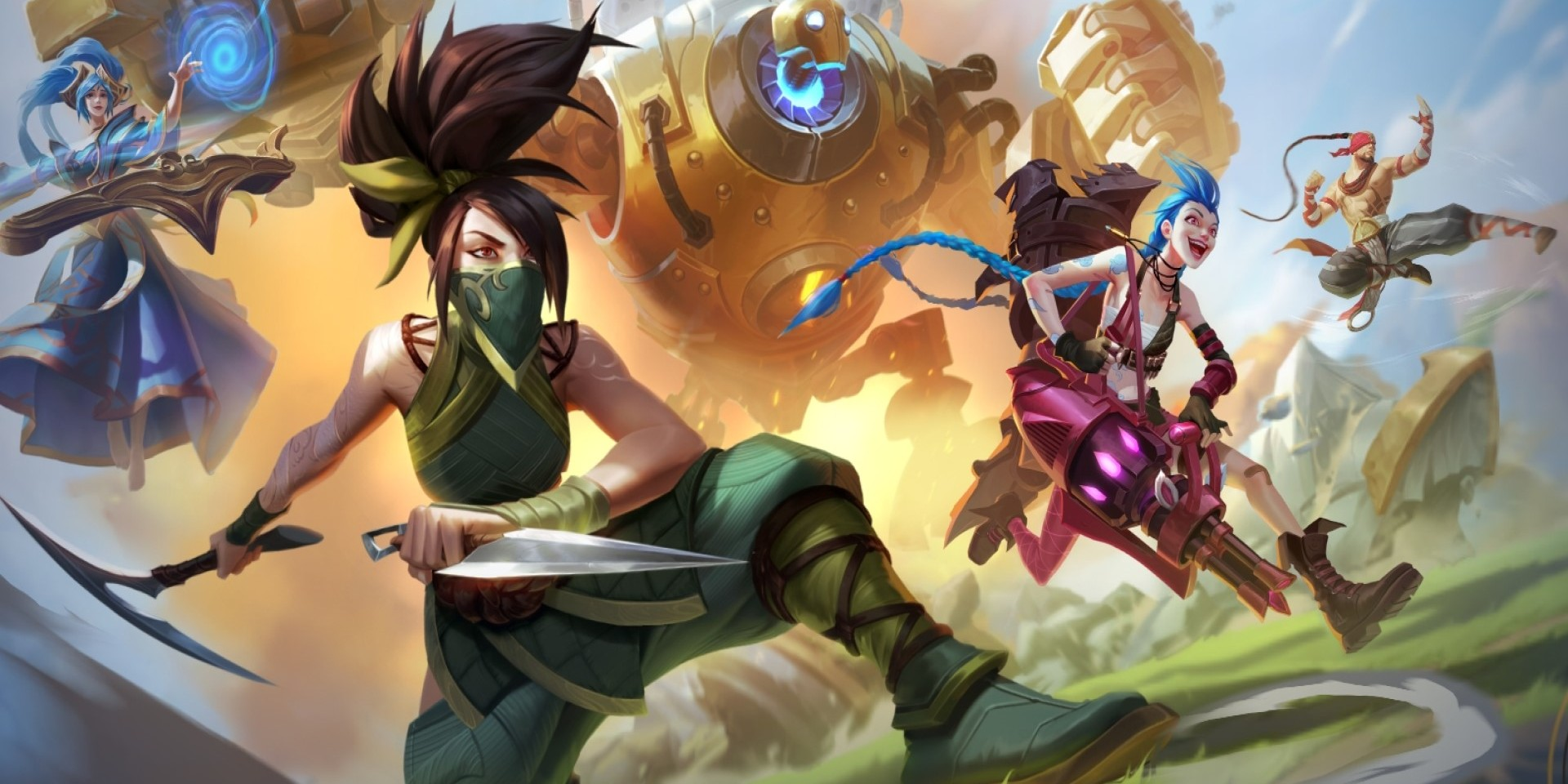 Riot Games to hold first-ever international Wild Rift Horizon Cup in Singapore