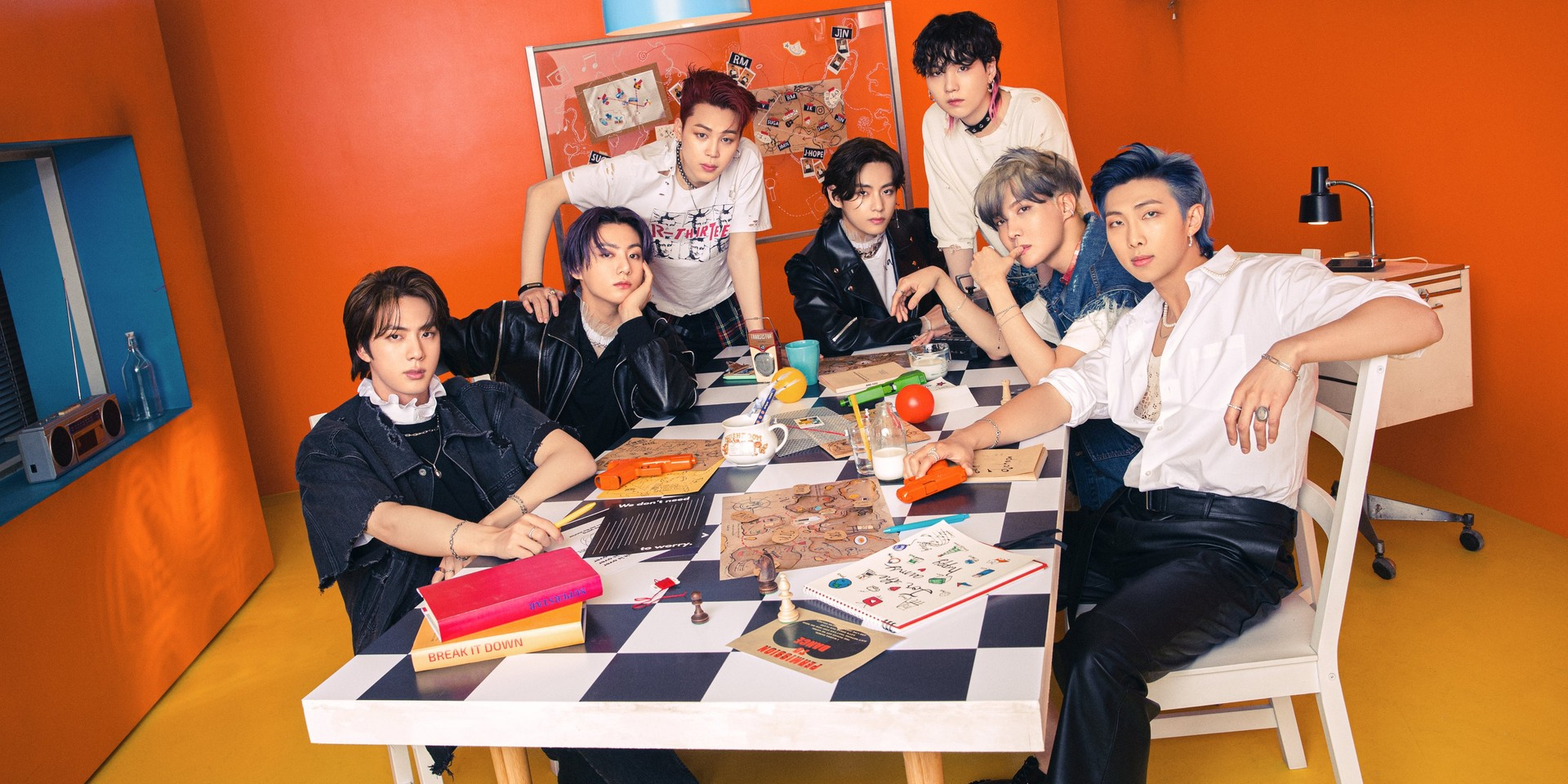 BTS to release new song 'Permission To Dance' with 'Butter' CD single this July