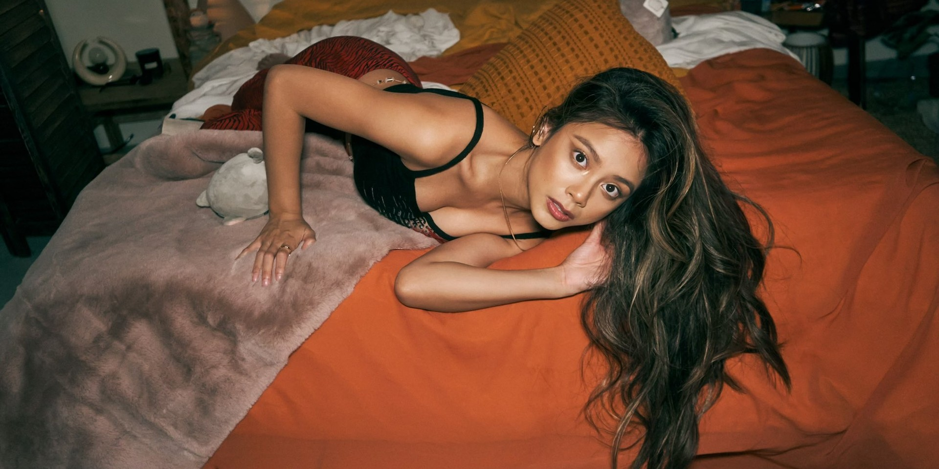 Ylona Garcia unveils new single 'Don't Go Changing'