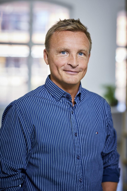 Författarporträtt: Jan Bylund  Foto: Åsa Siller