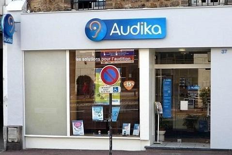Photo du centre Audika de Antony