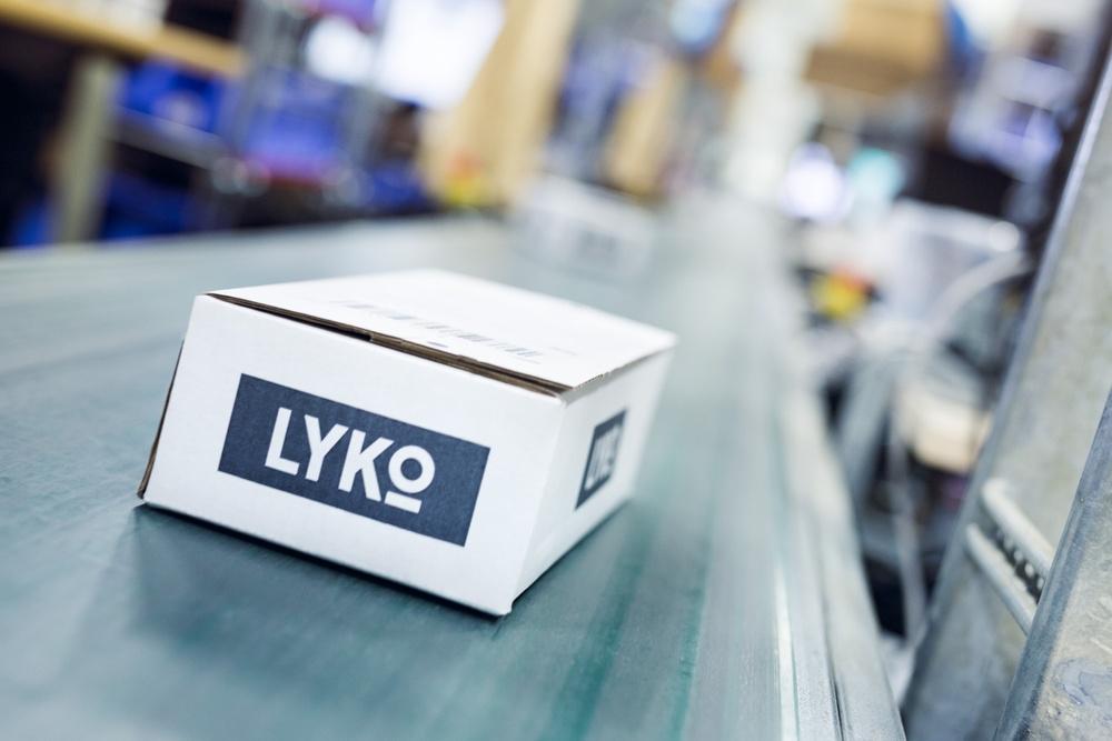 Pressbild Lyko paket