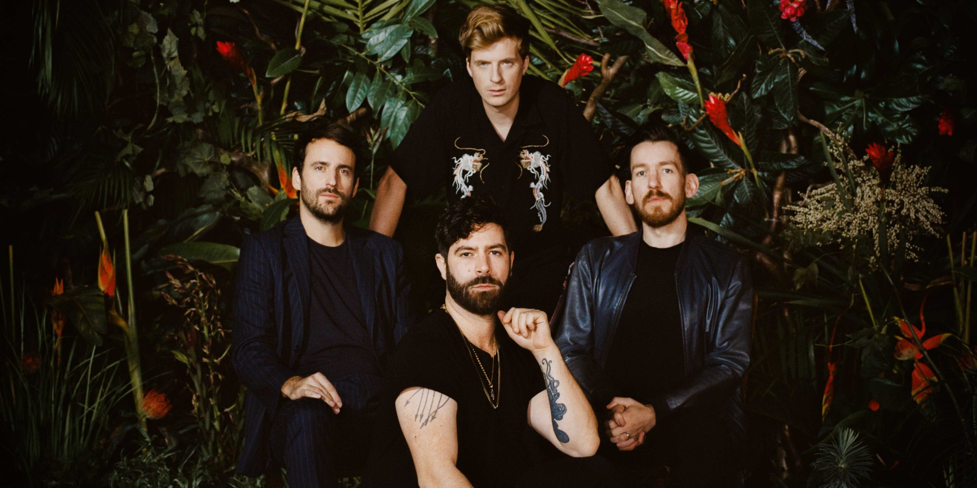 """Foals postpone 2020 Japan tour due to """"uncertainty around COVID-19"""""""