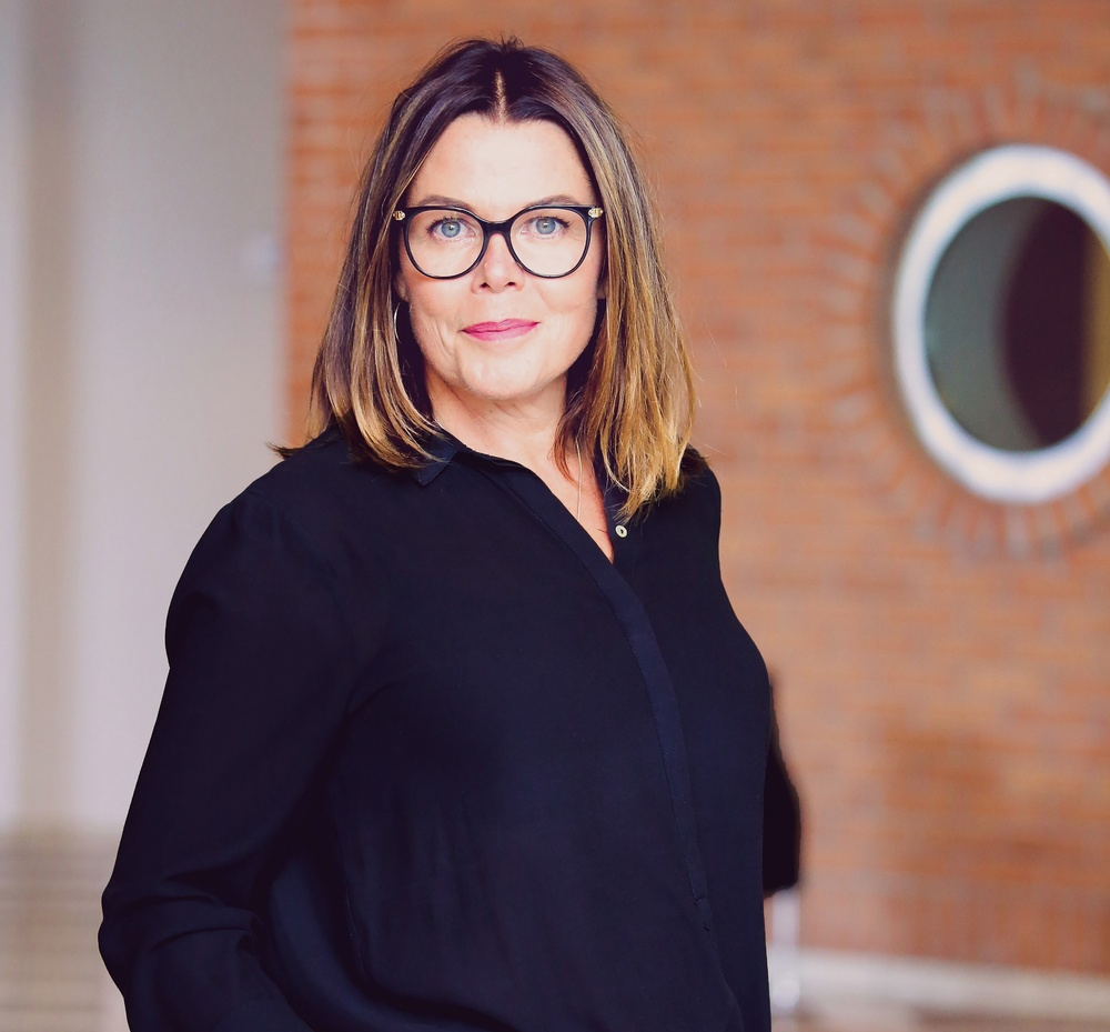 Anna Rosengren, VD på Almi GävleDala