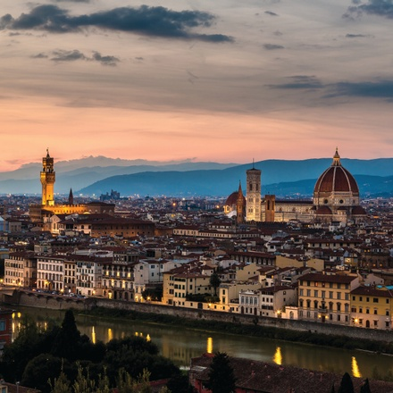 Treasures of Europe from London to Rome
