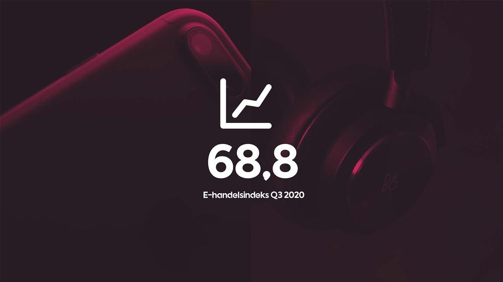 E-handelsindeks Q3 2020
