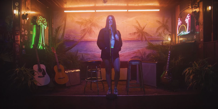 Lana Del Rey shares two new songs with accompanying music video – watch