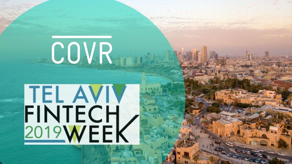 COVR @ Tel Aviv Fintech week