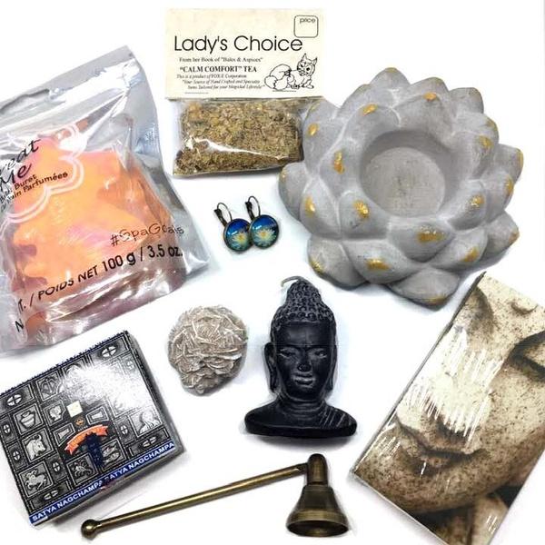 The Lady of Light Goddess Box: Quan Yin