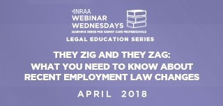 April 2018 Webinar Wednesday