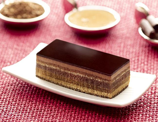 Brioche Pasquier chocolate dessert