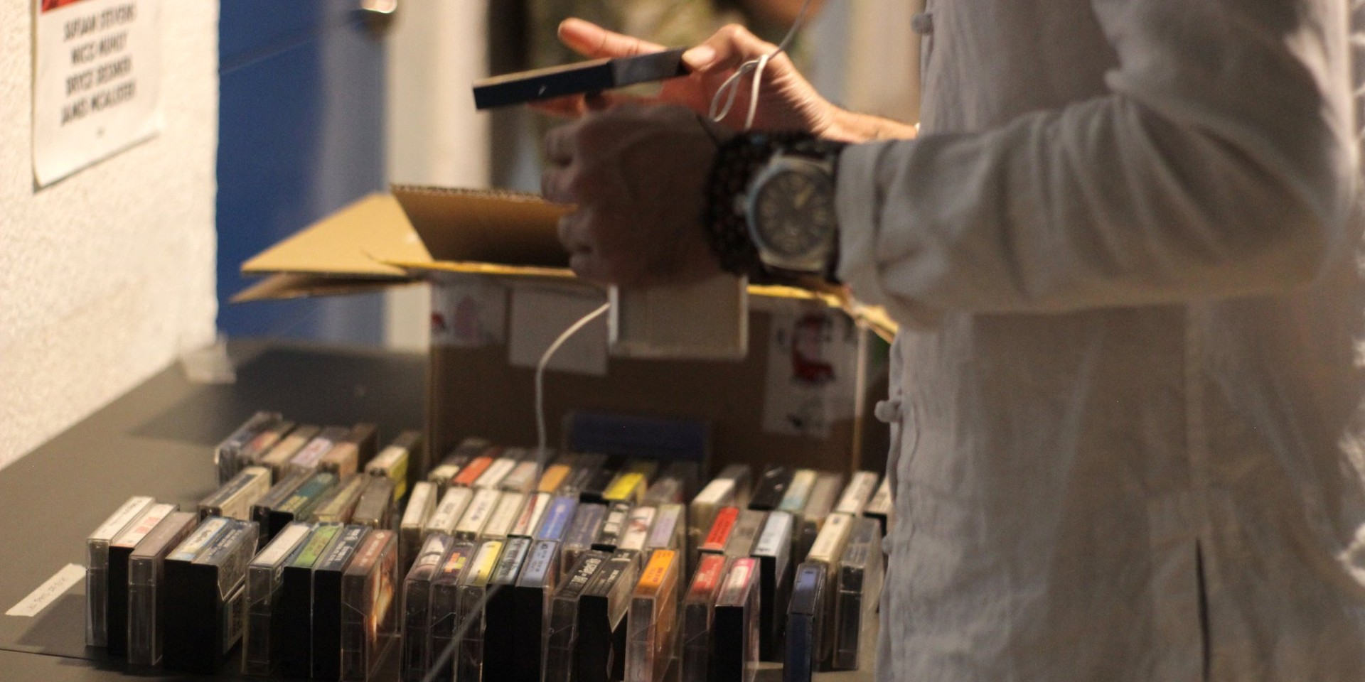Cassette Store Day Philippines returns for second edition this October