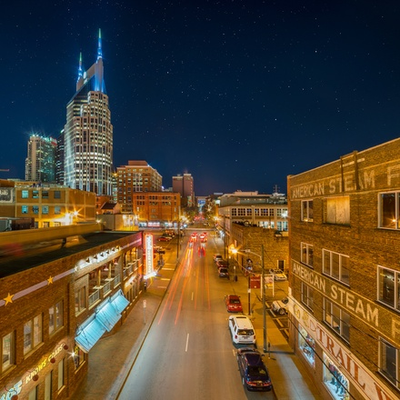 Spotlight on Nashville
