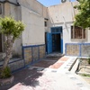 Exterior 2, Slat Ribi Shalom, Djerba (Jerba, Jarbah, جربة), Tunisia, Chrystie Sherman, 7/7/16