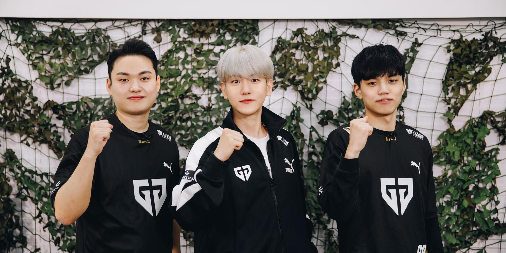 EXO's Baekhyun collaboration with Gen.G esports on PUBG livestream breaks over 500,000 views