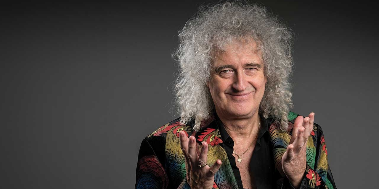 Queen's Brian May releases first new track in 20 years 'New Horizons' – listen