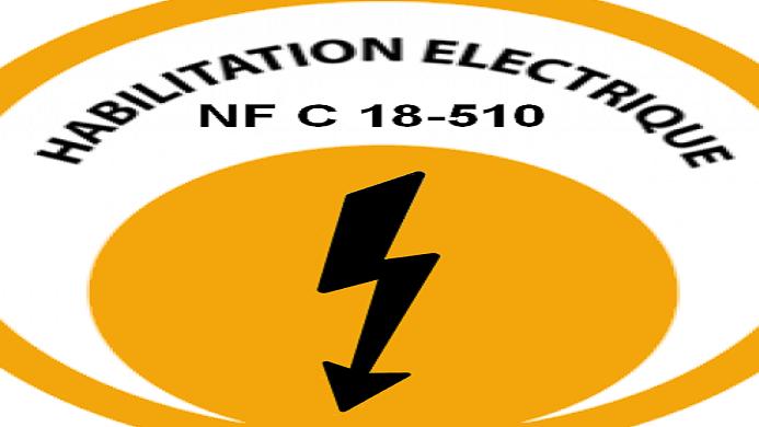 Représentation de la formation : FORMATION PREPARATION A L'HABILITATION ELECTRIQUE - B0-H0-H0(V) - Formation initiale - 1 jour - Présentiel
