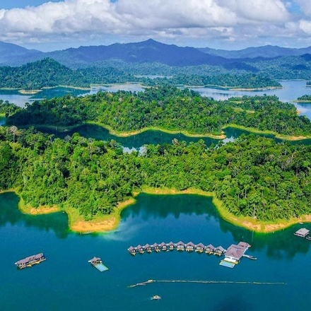 (From) Khao Sok: 2-Day Khao Sok Lake Expedition  - 500Rai Floating Resort
